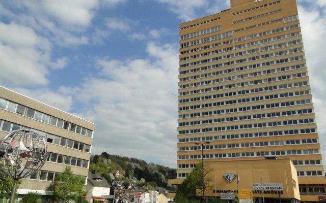 Opal Hotel вид на фасад