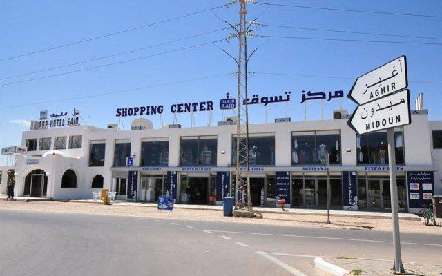 Отель Appart Hotel Dar Said Тунис, Мидун - отзывы, цены и фото номеров - забронировать отель Appart Hotel Dar Said онлайн вид на фасад