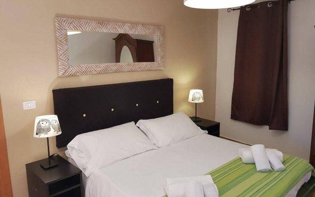 Апартаменты Calipso Apartments Ortigia Сиракуза комната для гостей