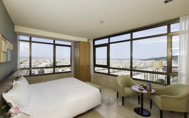 Отель Gran Hotel Torre Catalunya Испания, Барселона - 9 отзывов об отеле, цены и фото номеров - забронировать отель Gran Hotel Torre Catalunya онлайн комната для гостей