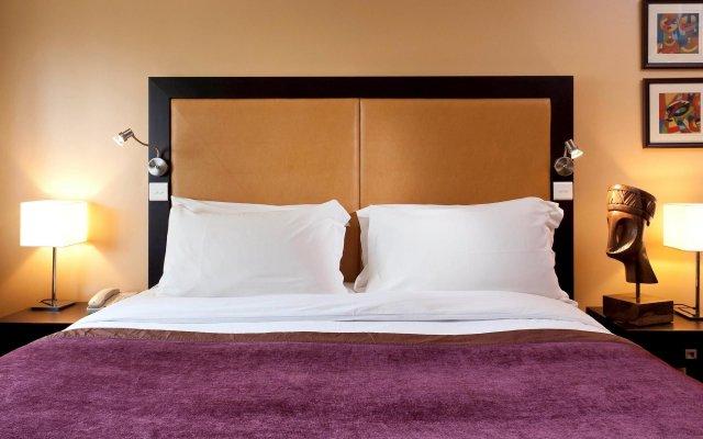 Отель Moorhouse Ikoyi Lagos - Mgallery By Sofitel Лагос комната для гостей