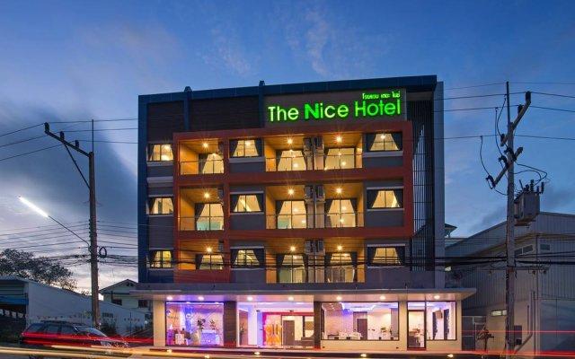 Отель The Nice Hotel Таиланд, Краби - отзывы, цены и фото номеров - забронировать отель The Nice Hotel онлайн вид на фасад