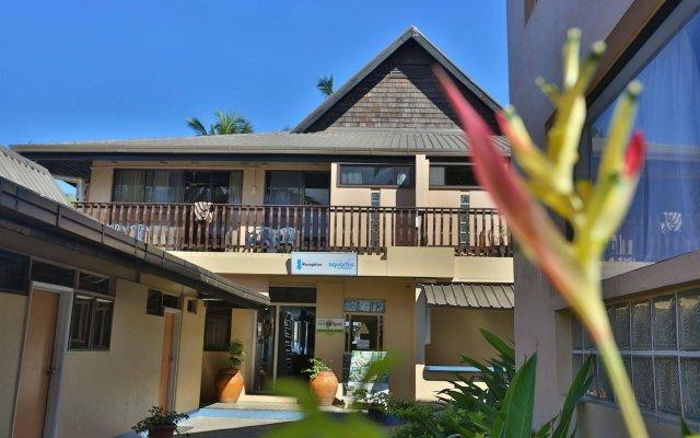 Отель Aquarius on the Beach Фиджи, Вити-Леву - отзывы, цены и фото номеров - забронировать отель Aquarius on the Beach онлайн вид на фасад