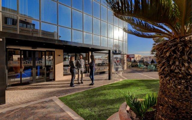 Отель Fly Decò Hotel Италия, Лидо-ди-Остия - отзывы, цены и фото номеров - забронировать отель Fly Decò Hotel онлайн вид на фасад
