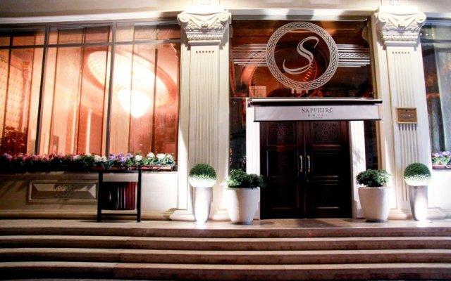 Отель Sapphire Отель Азербайджан, Баку - 2 отзыва об отеле, цены и фото номеров - забронировать отель Sapphire Отель онлайн вид на фасад