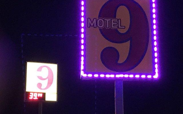 Отель Motel 6 Meridian Mississippi вид на фасад