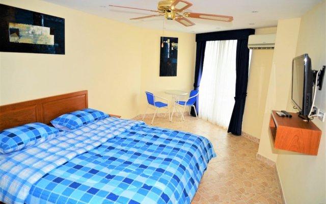 Отель 1 bed at Angket Hip Residence Паттайя