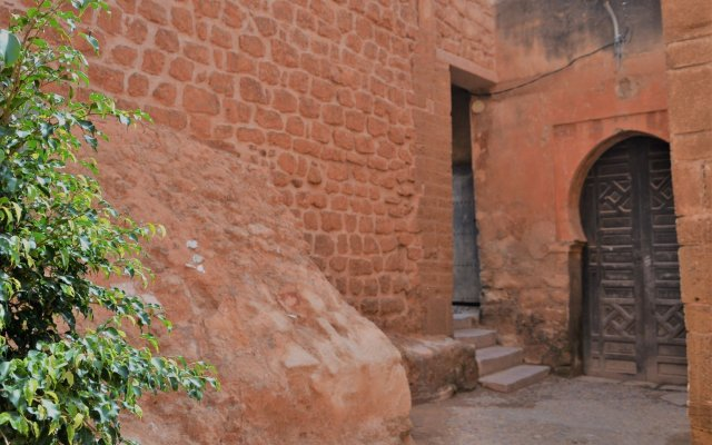 Отель Dar Korsan Марокко, Рабат - отзывы, цены и фото номеров - забронировать отель Dar Korsan онлайн вид на фасад