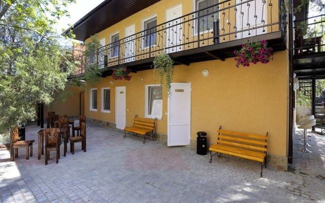Гостиница Feliz Verano вид на фасад