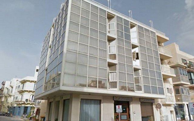 Отель Il-Plajja Hotel Мальта, Зеббудж - отзывы, цены и фото номеров - забронировать отель Il-Plajja Hotel онлайн вид на фасад