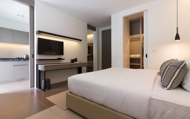 Отель Theatre Residence Таиланд, Бангкок - 1 отзыв об отеле, цены и фото номеров - забронировать отель Theatre Residence онлайн комната для гостей