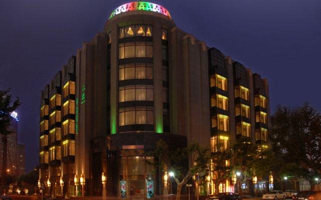 Отель Pudi Boutique Hotel Fuxing Park Shanghai Китай, Шанхай - отзывы, цены и фото номеров - забронировать отель Pudi Boutique Hotel Fuxing Park Shanghai онлайн вид на фасад