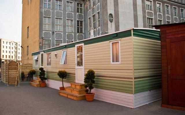 Hostel Filip Гданьск вид на фасад