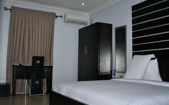 Отель De Rigg Place комната для гостей