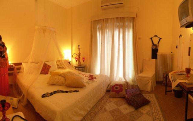 Отель Anatoli Греция, Эгина - отзывы, цены и фото номеров - забронировать отель Anatoli онлайн комната для гостей