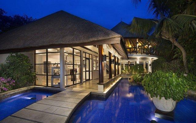 Отель Ja Manafaru (Ex.Beach House Iruveli) Остров Манафару вид на фасад