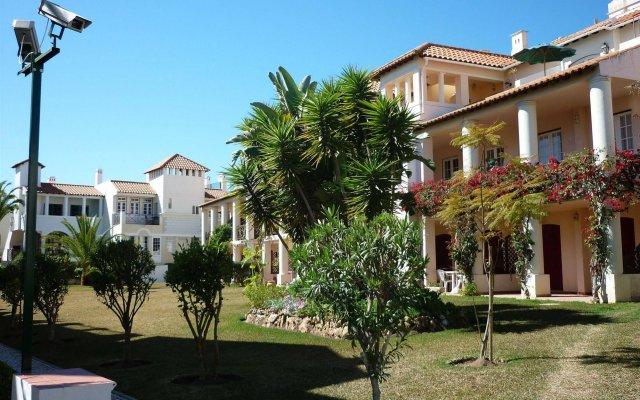 Отель Old Village Apartamentos Ov International вид на фасад