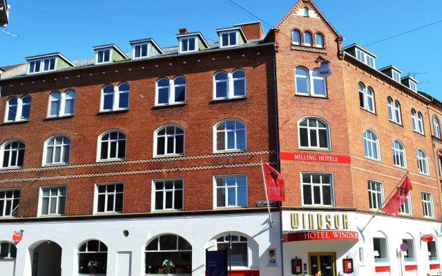 Milling Hotel Windsor вид на фасад