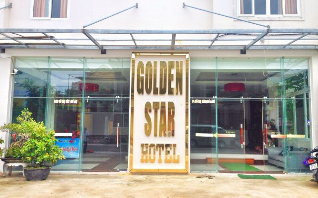 Golden Star Hotel вид на фасад