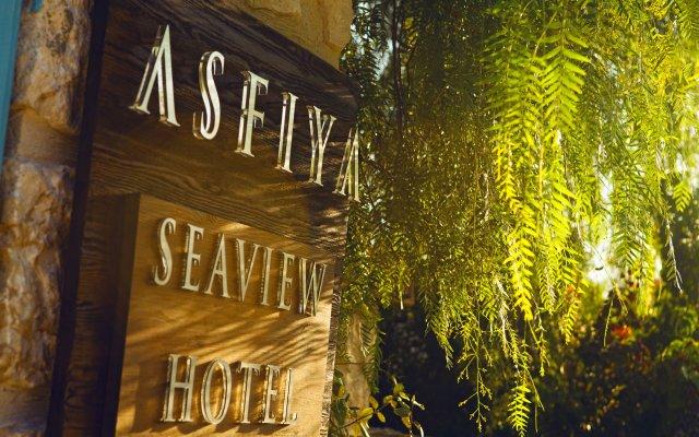 Asfiya Sea View Hotel Турция, Киник - отзывы, цены и фото номеров - забронировать отель Asfiya Sea View Hotel онлайн вид на фасад