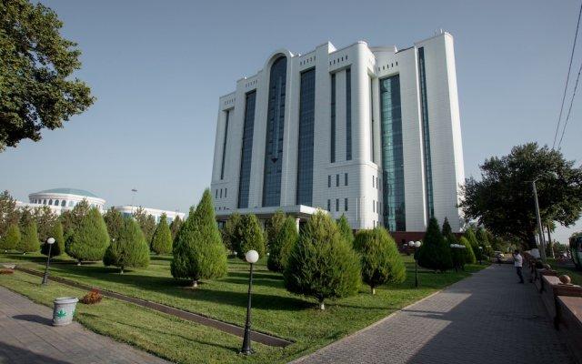 Отель Citizen Узбекистан, Ташкент - отзывы, цены и фото номеров - забронировать отель Citizen онлайн вид на фасад