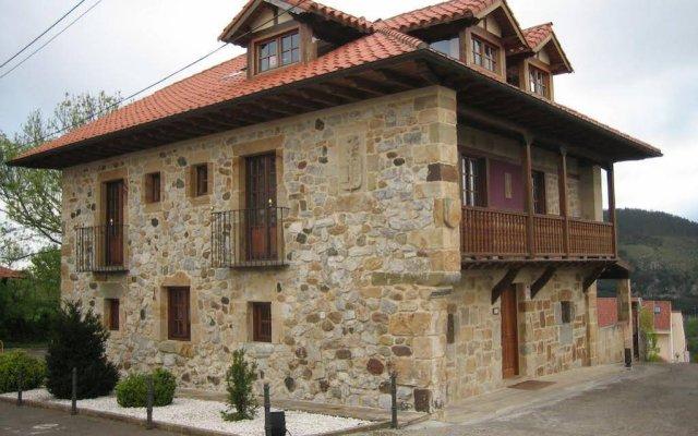 Отель Posada El Hidalgo вид на фасад