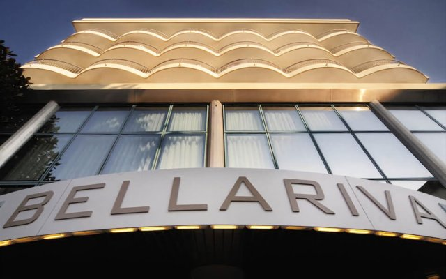 Отель Bellariva Feeling Hotel Италия, Римини - отзывы, цены и фото номеров - забронировать отель Bellariva Feeling Hotel онлайн вид на фасад