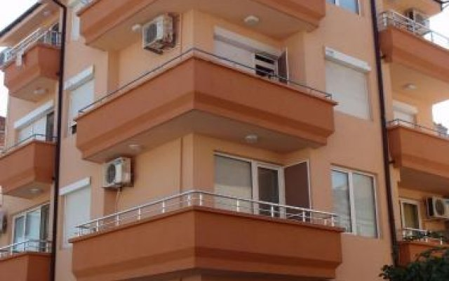Отель Guest House Cherno More Поморие вид на фасад