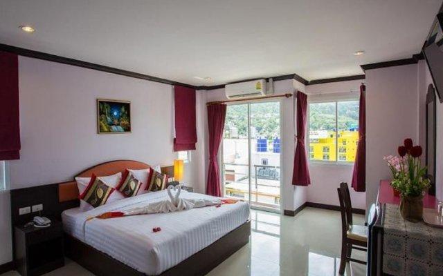 Отель 91 Residence Patong Beach комната для гостей