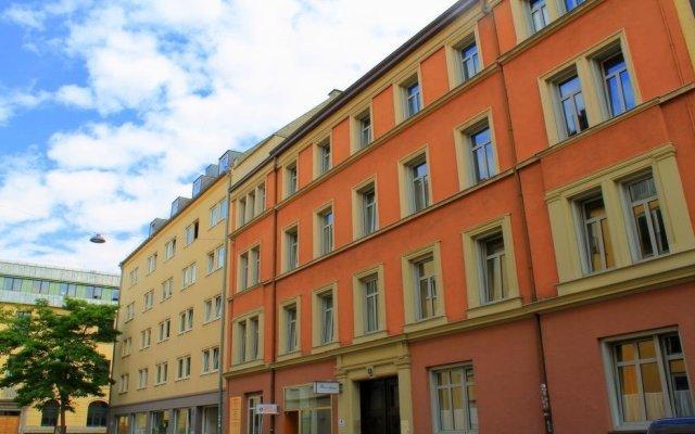 Отель Pension Geiger Мюнхен