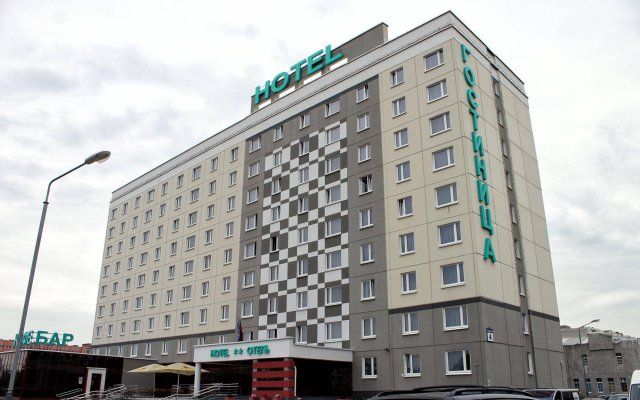 IT Time Hotel вид на фасад