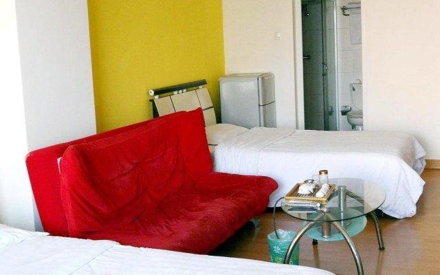 Отель Xiamen Wanke Apartment Китай, Сямынь - отзывы, цены и фото номеров - забронировать отель Xiamen Wanke Apartment онлайн комната для гостей