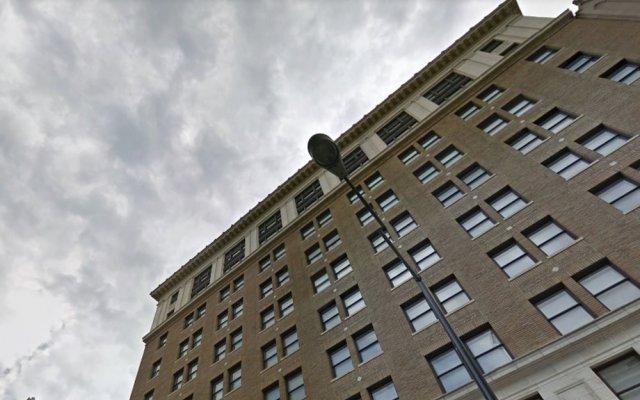Апартаменты Luxury Apartments By White House вид на фасад