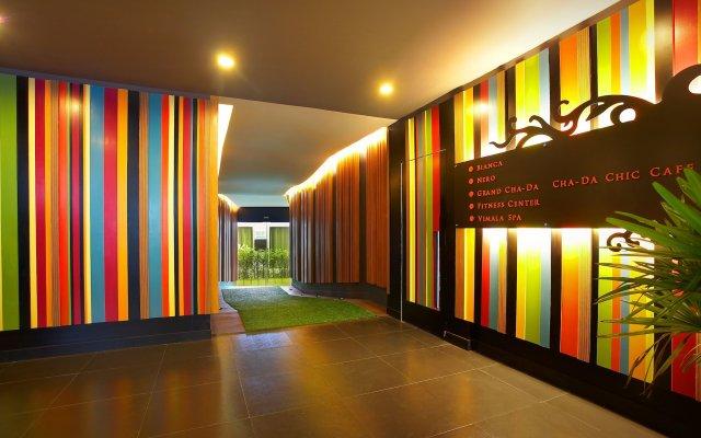 Отель Bangkok Cha-Da Hotel Таиланд, Бангкок - отзывы, цены и фото номеров - забронировать отель Bangkok Cha-Da Hotel онлайн вид на фасад