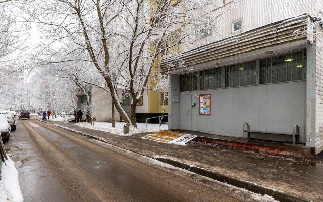Гостиница on Tallinskaya 9 bldg 3 в Москве отзывы, цены и фото номеров - забронировать гостиницу on Tallinskaya 9 bldg 3 онлайн Москва вид на фасад