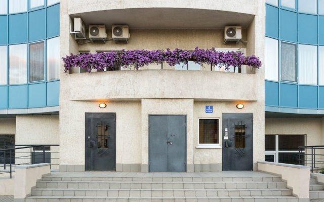 Апартаменты Bon Apart Одесса вид на фасад