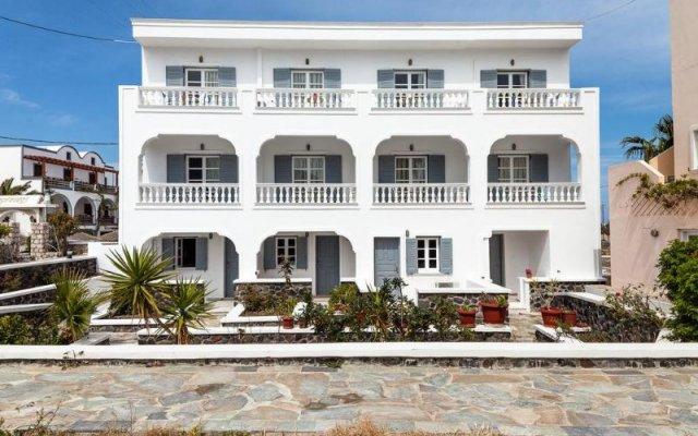 Отель Avraki Hotel Греция, Остров Санторини - отзывы, цены и фото номеров - забронировать отель Avraki Hotel онлайн вид на фасад
