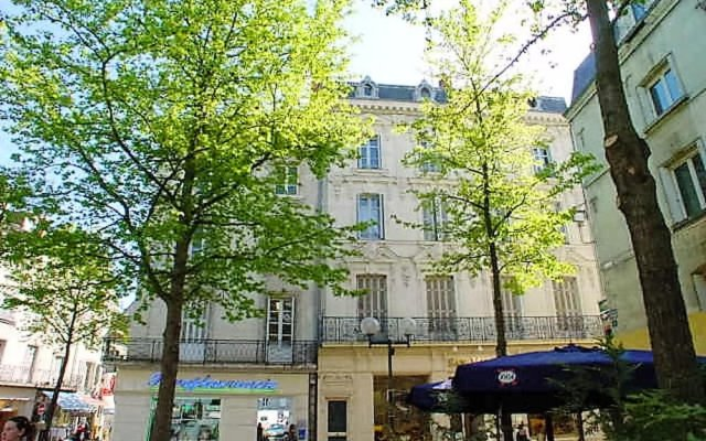 Отель With 2 Bedrooms in Saumur, With Wonderful City View and Wifi Франция, Сомюр - отзывы, цены и фото номеров - забронировать отель With 2 Bedrooms in Saumur, With Wonderful City View and Wifi онлайн