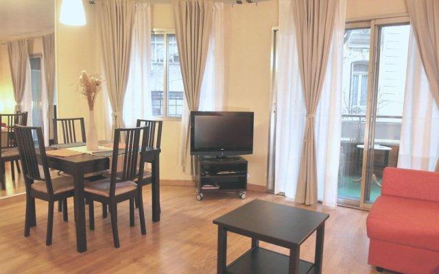 Отель DFlat Escultor Madrid 106 Apartments Испания, Мадрид - отзывы, цены и фото номеров - забронировать отель DFlat Escultor Madrid 106 Apartments онлайн
