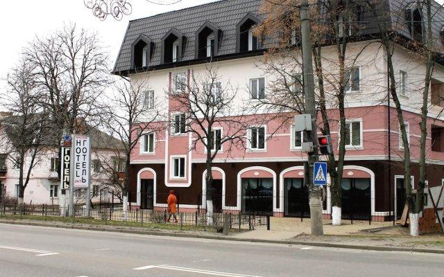 Гостиница Non-stop hotel Украина, Борисполь - 1 отзыв об отеле, цены и фото номеров - забронировать гостиницу Non-stop hotel онлайн вид на фасад