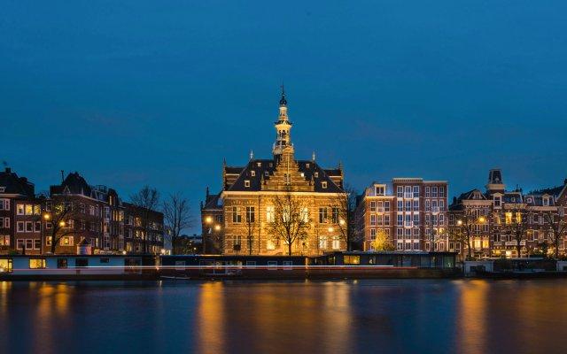 Отель Pestana Amsterdam Riverside – LVX Preferred Hotels & Resorts вид на фасад