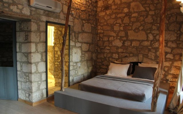 Sign Inn Butik Hotel Hacimemis Чешме комната для гостей