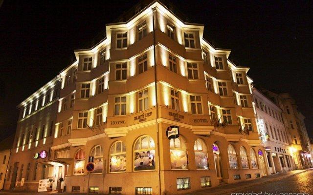 Hotel Zlaty Lev Zatec