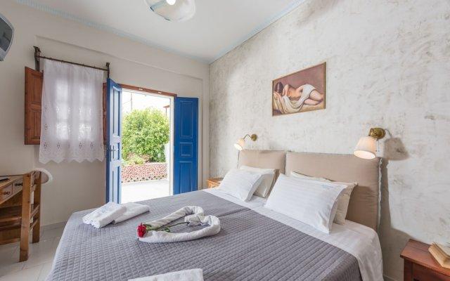 Отель Anezina Villas Греция, Остров Санторини - отзывы, цены и фото номеров - забронировать отель Anezina Villas онлайн вид на фасад