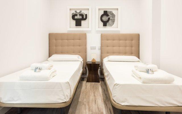 Отель Puerta del Sol City Center II Испания, Мадрид - отзывы, цены и фото номеров - забронировать отель Puerta del Sol City Center II онлайн комната для гостей