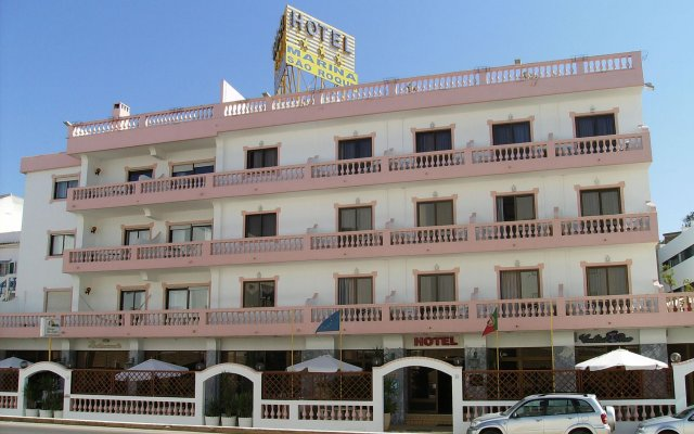 Boutique Hotel Marina S. Roque вид на фасад