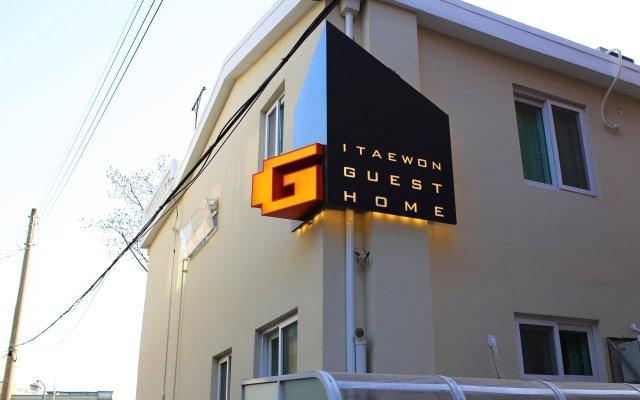 Отель G Guesthome Itaewon - Seoul Южная Корея, Сеул - отзывы, цены и фото номеров - забронировать отель G Guesthome Itaewon - Seoul онлайн вид на фасад