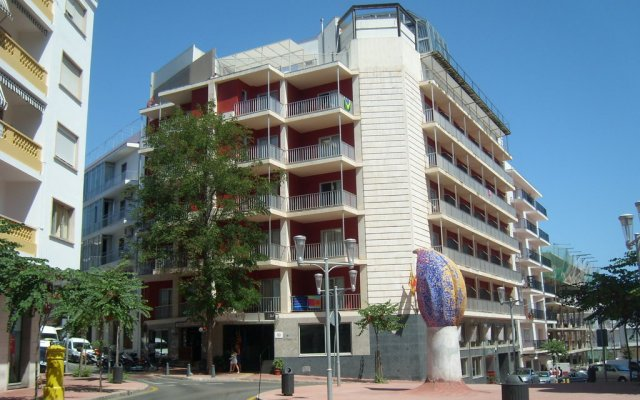 Hotel Artiem Capri вид на фасад