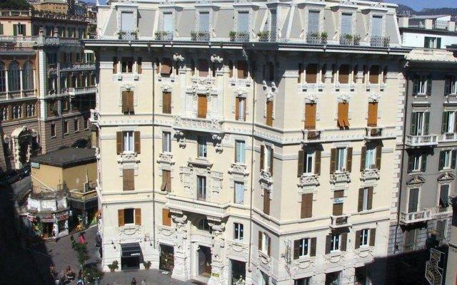 Отель Soana City Rooms вид на фасад