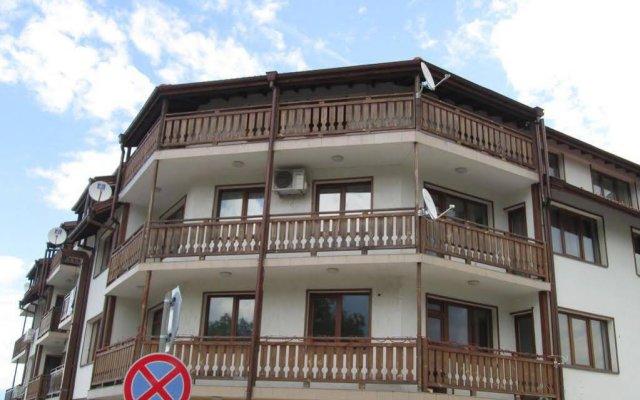Отель Alex 2 Alexander Services Apartments Болгария, Банско - отзывы, цены и фото номеров - забронировать отель Alex 2 Alexander Services Apartments онлайн вид на фасад